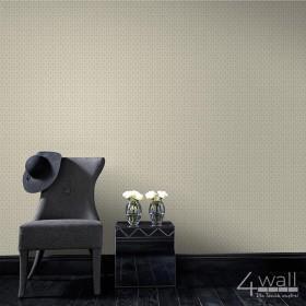 Złota tapeta w geometryczne wzorki błyszcząca