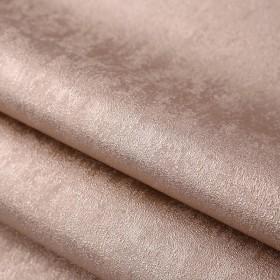 Błyszcząca tapeta strukturalna w kolorze różu i złota