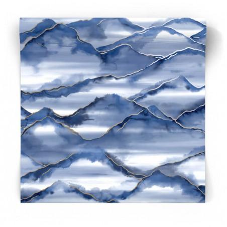 Tapeta w niebieskie wozru 90422