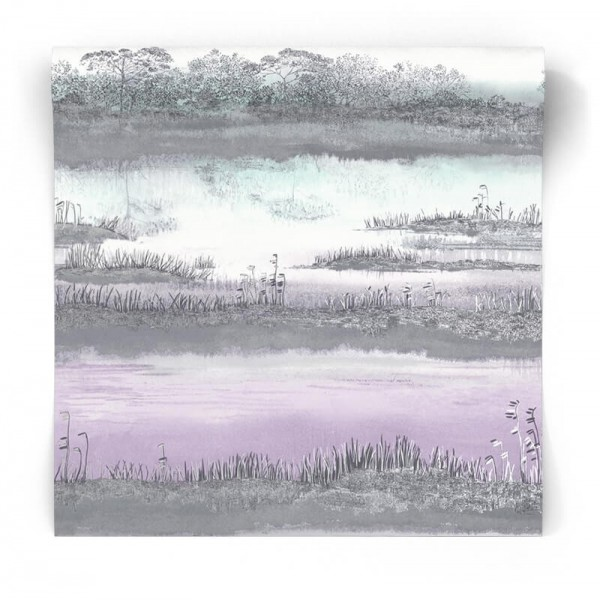 Malowany krajobraz tapeta 90440