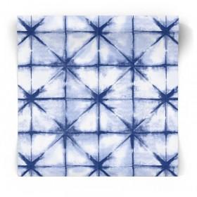Tapeta w geometryczne wzory 90301
