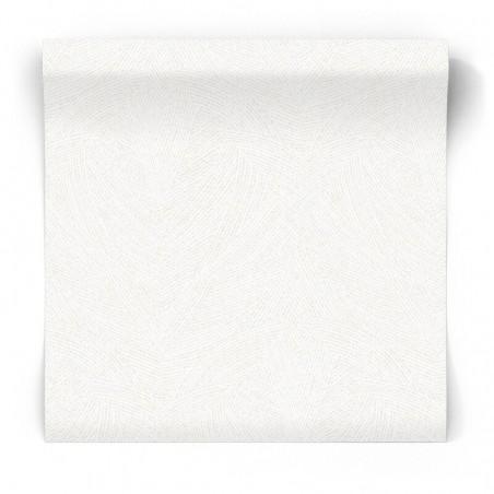 Biała tapeta nici 65513