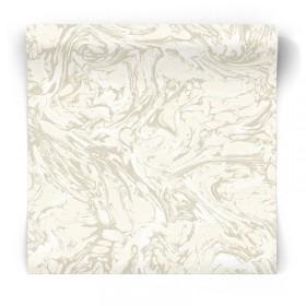 Tapeta kremowy marmur 65561