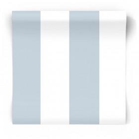 Tapeta w błękitne pasy 5473