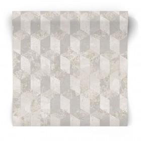 Tapeta ścienna trójwymiarowe wzory 3759