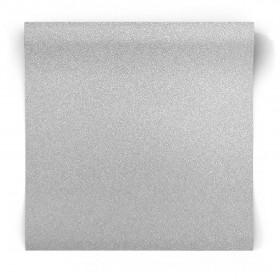 Połyskująca srebrna tapeta  106374