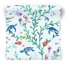 Tapeta dla dzieci Podwodny Świat 90941