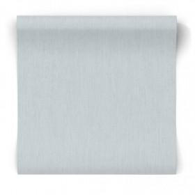 Błękitno szara tapeta gładka 100249