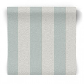Tapeta w błękitne pasy błyszczące 104767