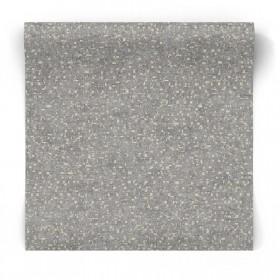 Szara tapeta strukturalna tłoczona 104768