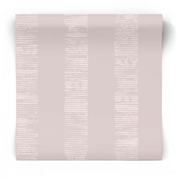 Tapeta w pasy różowe eleganckie 104267