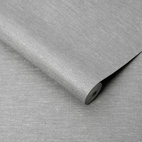 Tapeta imitująca materiał strukturalna szara