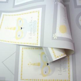 Tapeta w obrazki dla dzieci