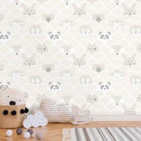 Flizelinowa tapeta do pokoju dziecka