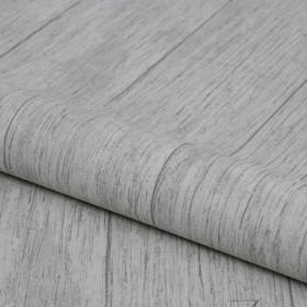 Tapeta szare deski do kuchni zmywalna