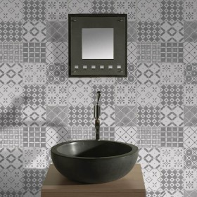Tapety do łazienki mozaika galeria