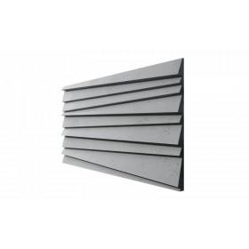 panele ścienne 3D beton architektoniczny