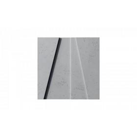 panele 3D betonowe na ścianę