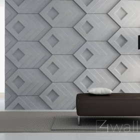 Modne dekoracje na ścianę panel 3D