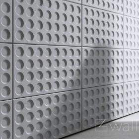 Panel dekoracyjny GRID 3D