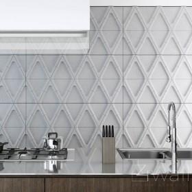Panel ścienny beton 3D PB-31