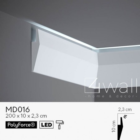 Listwa oświetleniowa MD016