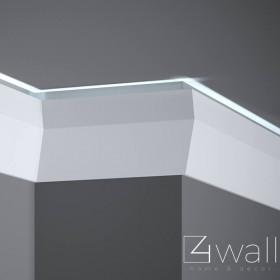Biała listwa LED MD016