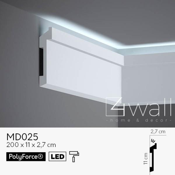 Listwa oświetleniowa MD025