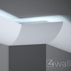 Biała listwa LED MD369