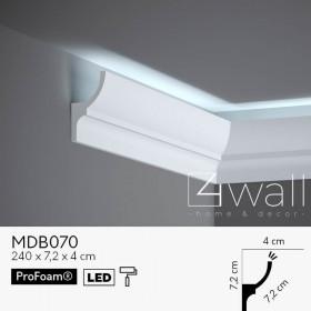 Listwa oświetleniowa MDB070