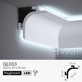 Listwa oświetleniowa QL003