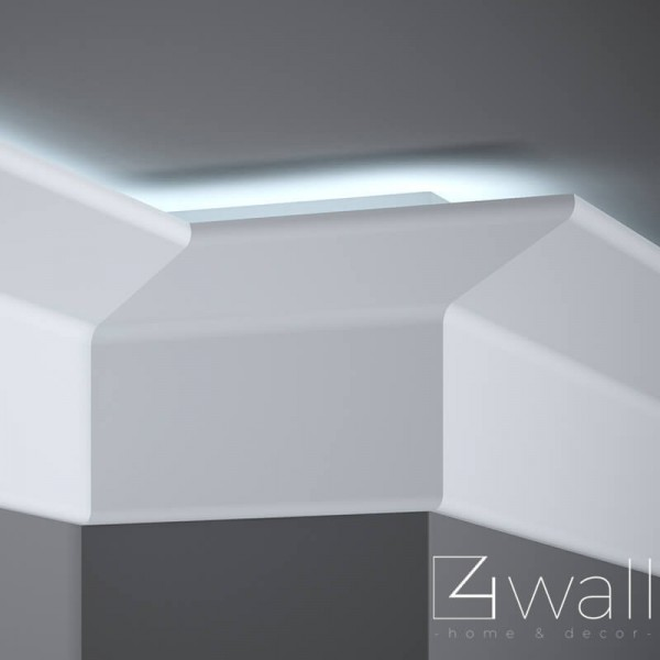 Biała listwa LED QL012