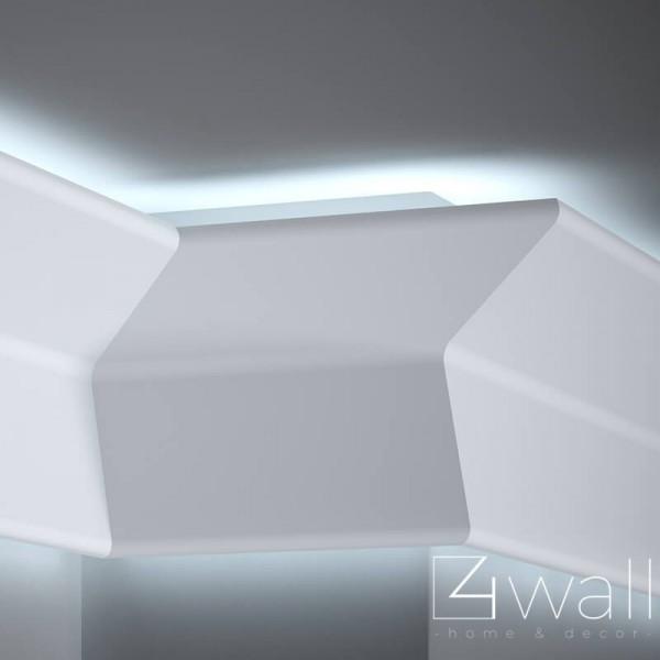 Biała listwa LED QL013