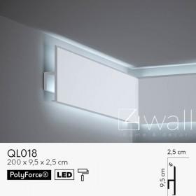 Listwa oświetleniowa QL018