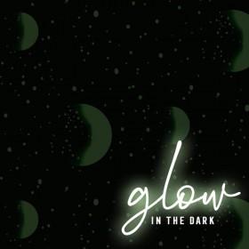 Tapeta świecąca w ciemności