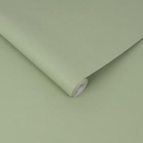 Tapeta zielona gładka 100038