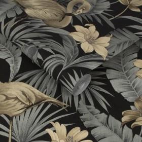 Tapeta egzotyczna w liście nowoczesna