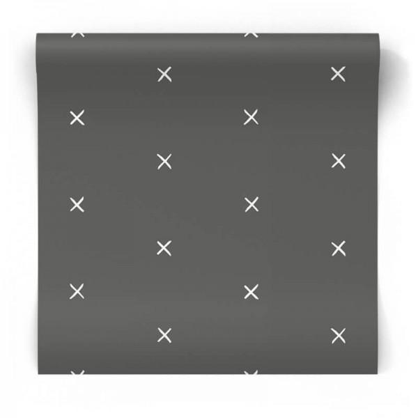 Skandynawska tapeta do pokoju dziecka 139070