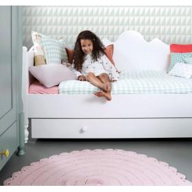 Geometryczna tapeta do pokoju dziecka