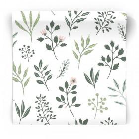 Tapeta motywy roślinne 139080