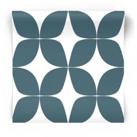 Tapeta w nowoczesne wzory skandynwskie 139100
