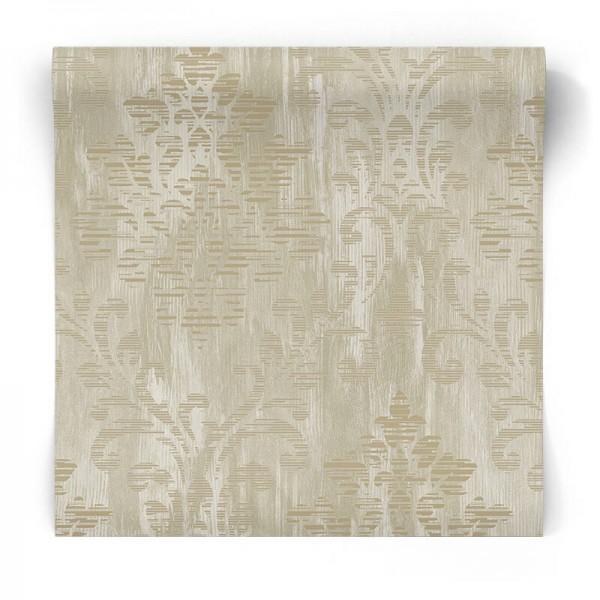 Tapeta w złote ornamenty W78177
