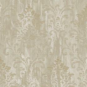 tapeta złoty ornament glamour