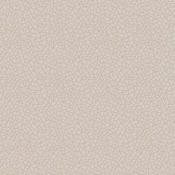 tapeta miedziana geometryczna