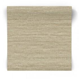 Brązowo złota tapeta gładka W78202