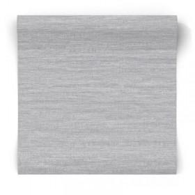 Ciemno srebrna tapeta strukturalna W78203