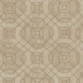 tapeta brązowa złote wzory