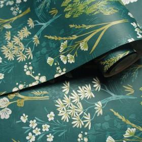 turkusowa w rośliny