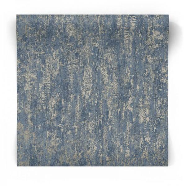 Granatowa tapeta błyszcząca 91212