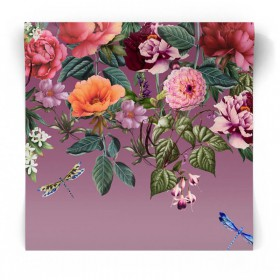 Fototapeta w kwiaty 99340